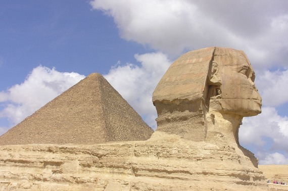 Египет - страна пирамид