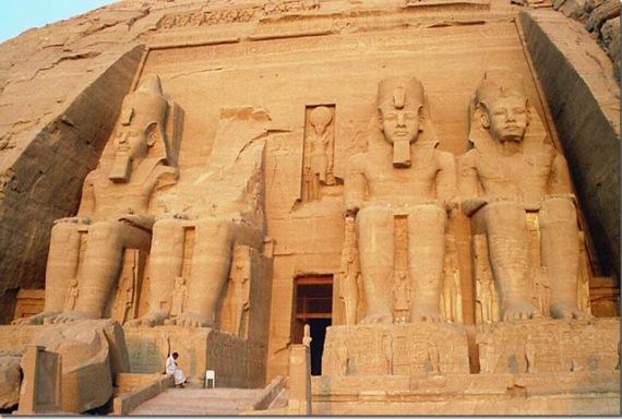 Абу-Симбел не менее интересен, чем пирамиды и сфинкс