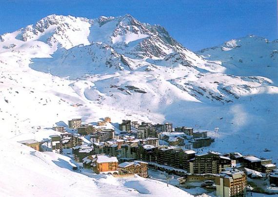 Валь-Торанс - горнолыжный курорт Франции
