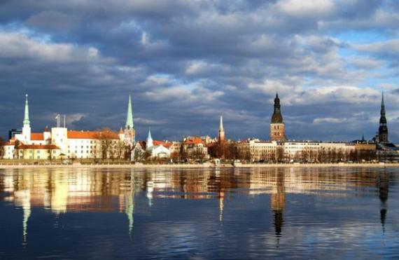 Рига - один из лучших городов для путешествий