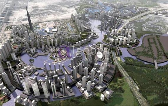 В Дубае строят новый туристический центр