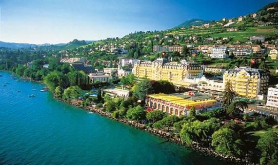 Швейцария - отличная страна для туризма