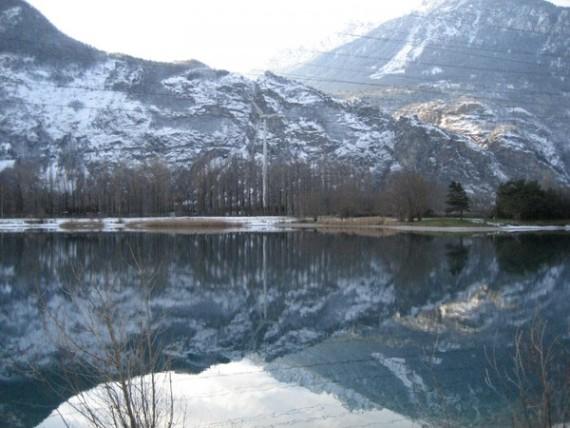 Швейцария, путешествие через альпийский перевал