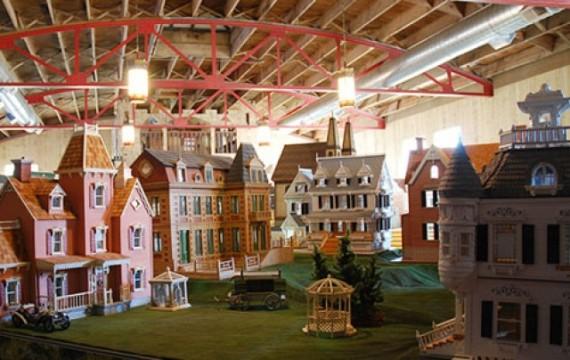 Турция, музей игрушек в Стамбуле