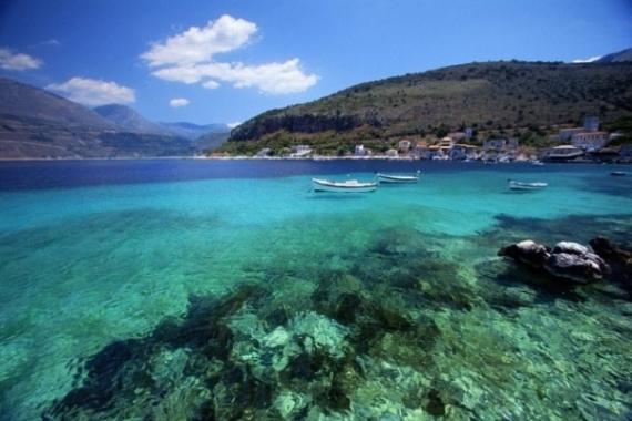 Греция: пляжный отдых и яхтинг