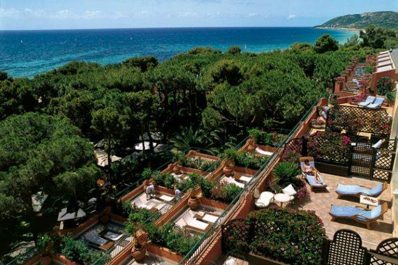 Самый дорогой отель - Forte Village Resort, Сардиния