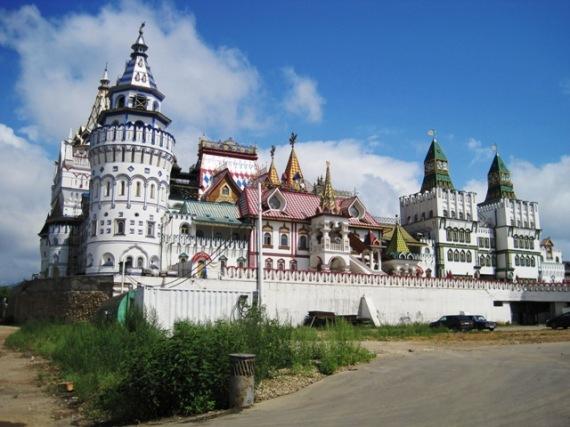 Москва, Измайловский Кремль