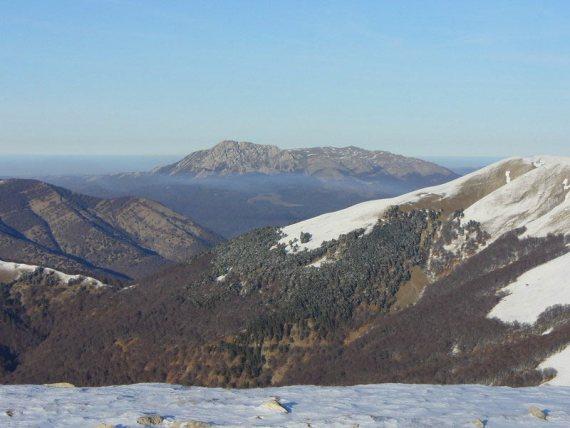 Роман-Кош - самая высокая из крымских гор