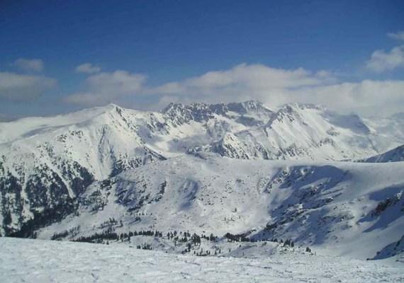 Болгарский горнолыжный курорт Банско