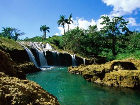 Кубинские пейзажи впечатляют