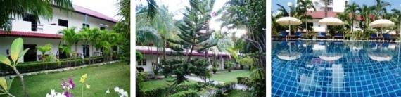 Недорогие отели Пхукета: Patong Palace Hotel
