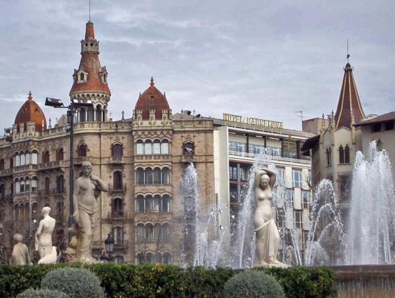 Правила отдыха в испанской Барселоне