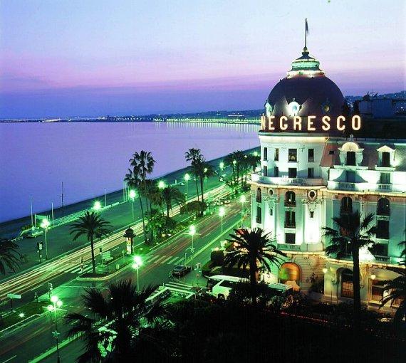 В отеле Le Negresco пройдет выставка талантов