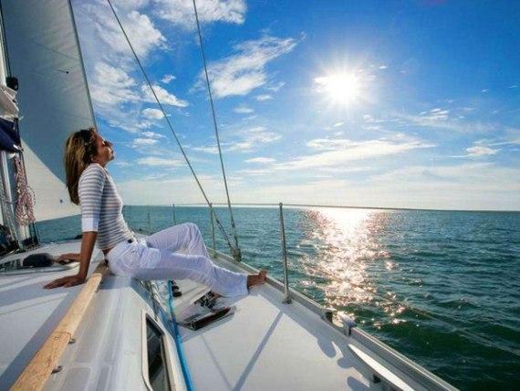Варианты отдыха: отпуск на яхте