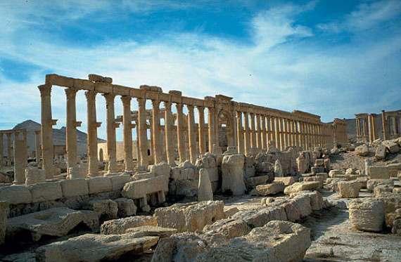 Афины - символ Древней Греции