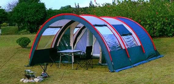 Как выбрать и купить туристическую палатку