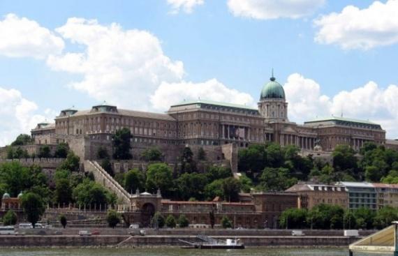Будапешт, Крепостнойхолм и Королевский дворец