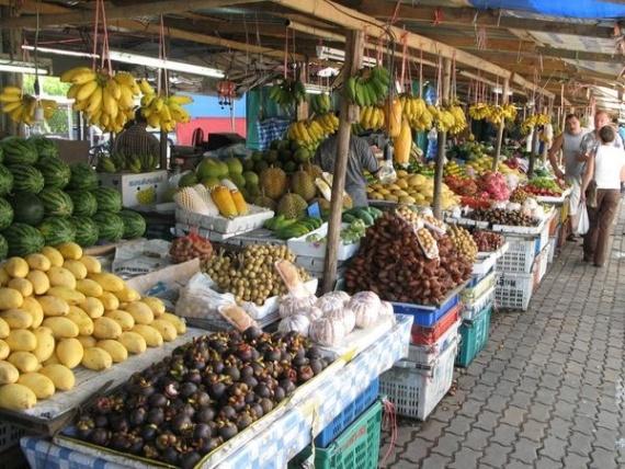 Прошлогодние цены на продукты питания в Крыму