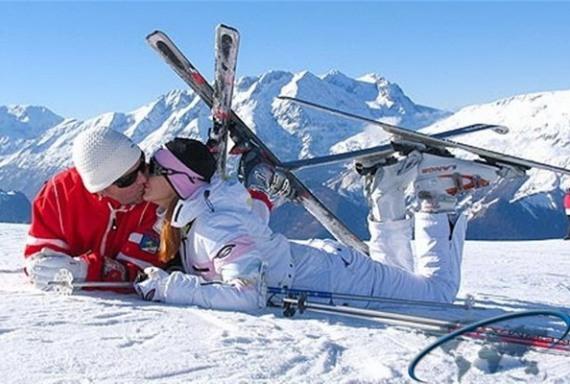 Страхование для гостей горнолыжных курортов