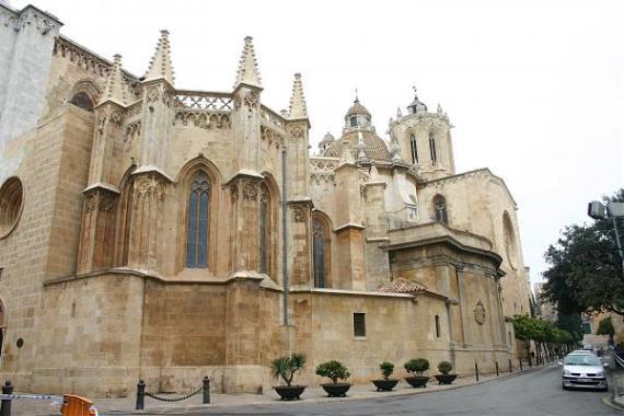 Кафедральный собор в Таррагоне, Испания