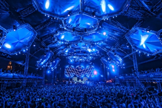 Музыкальные фестивали в Ницце летом 2013