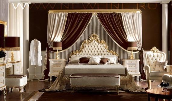 Итальянская спальня VIPART