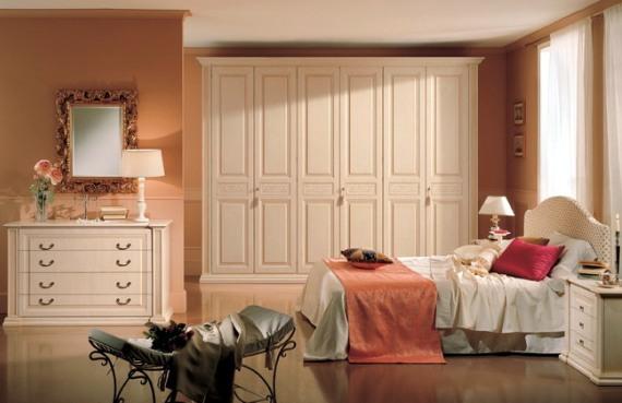Функциональная спальня из Италии PONZA