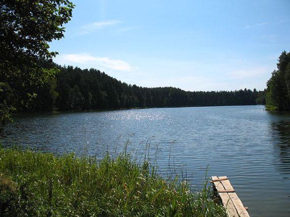 Озеро Щучье - часть Селигера
