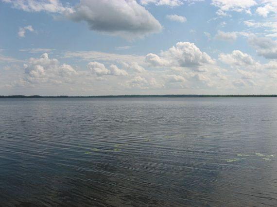 Селигер - удивительно чистое озеро