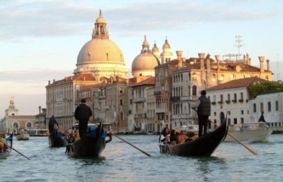 Загадочная Венеция: по водным тропинкам