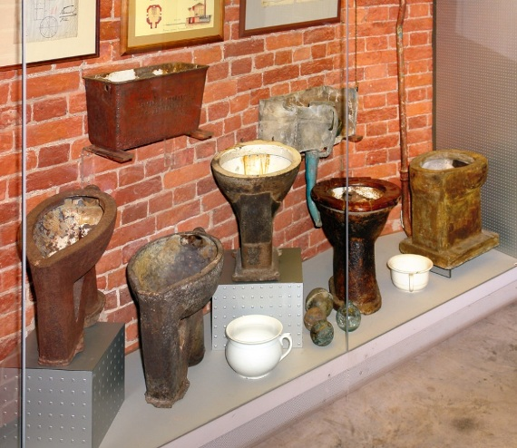 Музей истории туалета в Киеве