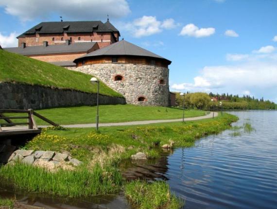 Финляндия: город Хямеенлинна