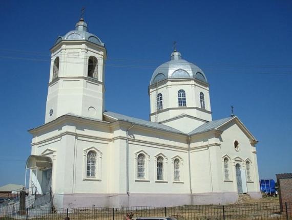 Сурб Аствацацин – первый храм города Нахичевань-на-Дону