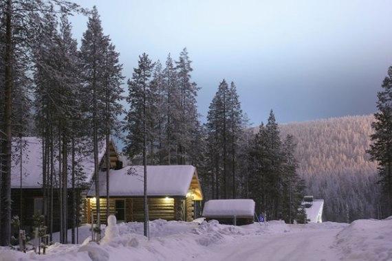 Отдых в финских коттеджах привлекает россиян