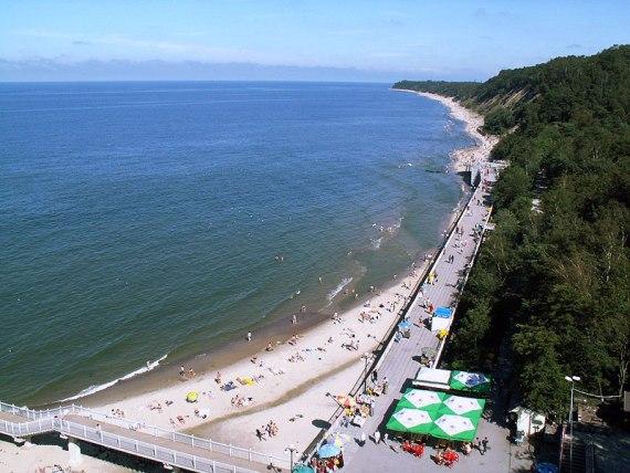 Светлогорск: пляжный отдых на Балтийском море