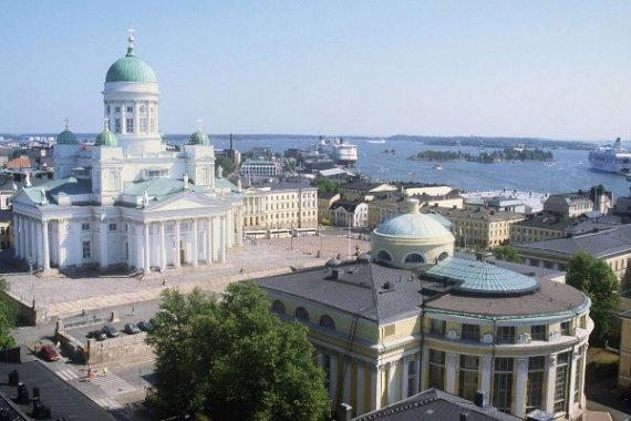 Финляндия - развитая европейская страна