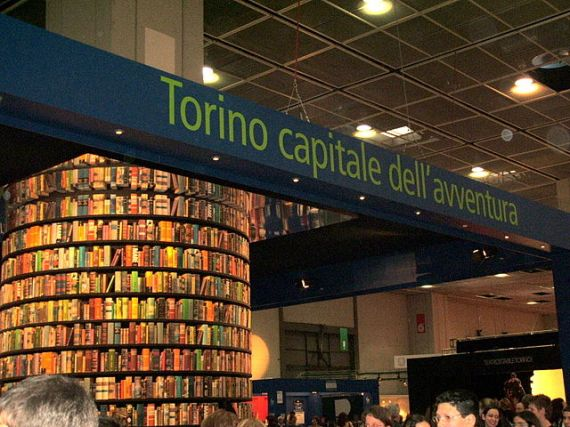 Turin Book Fair в Турине