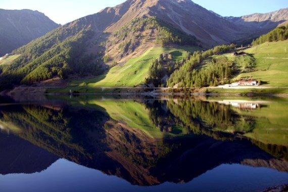 Озерный курорт Вуокатти