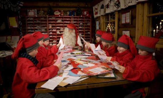 В гости к Санта-Клаусу в Финляндию
