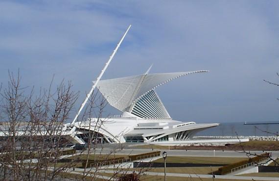 Музей Искусств Милуоки в Висконсине