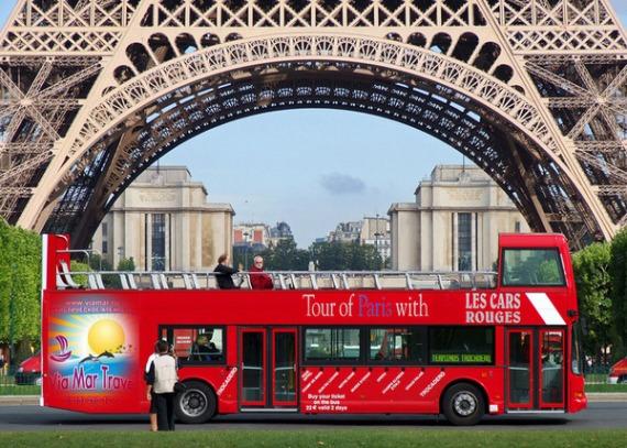 Что нужно брать с собой в автобусный тур