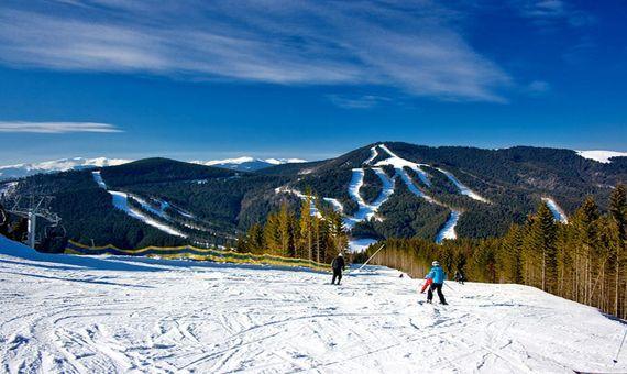 Карпаты - горнолыжный курорт
