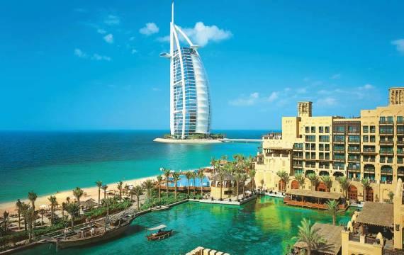 ОАЭ - высокоразвитый рай