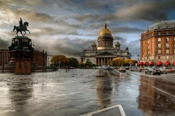 Петербург: отдых с комфортом