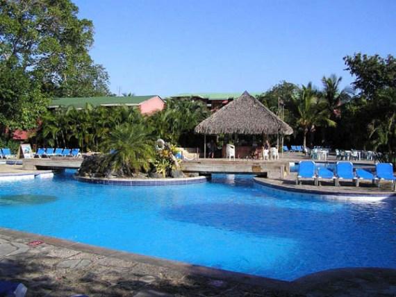 Типичный отель в Доминикане