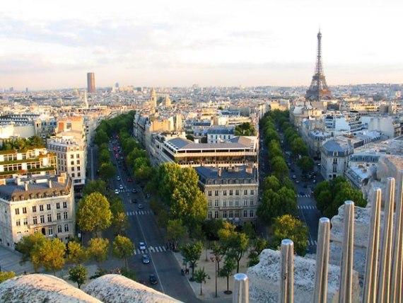 Париж – город романтики и истории