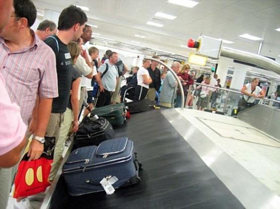 Как не допустить перевеса багажа в самолете