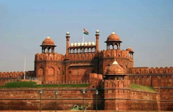 Красный Форт в Дели