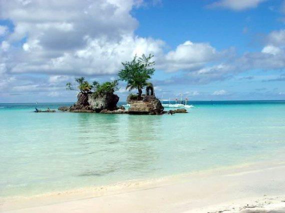 Счастливый остров Боракай