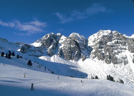 Австрия, Штубайская долина